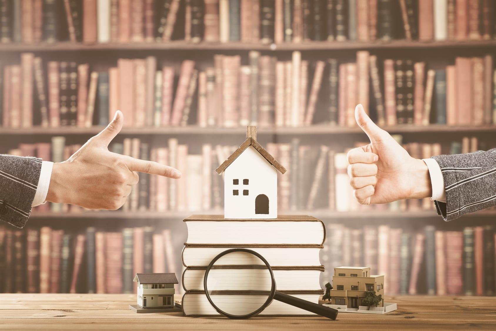 住宅と知識