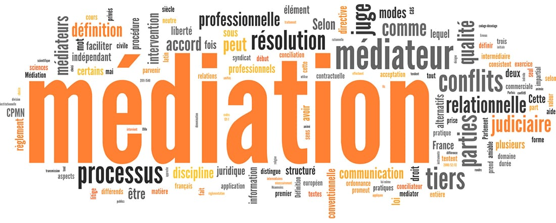 mdiation (mdiateur, ngociation, conflit)
